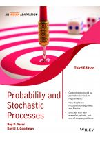 Probability and Stochastic Processes, 3ed, An Indian Adaptation
