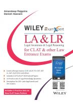 Wiley's ExamXpert Legal Awareness & Legal Reasoning (LA & LR) for CLAT & other Law Entrance Exams-3