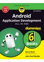 Android Application Development All - In - One for Dummies, 3ed
