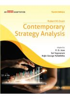 Contemporary Strategy Analysis, 10ed  (An Indian Adaptation)