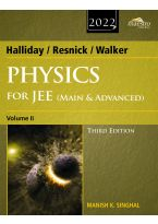 Wiley's Halliday / Resnick / Walker Physics for JEE (Main & Advanced), Vol II, 3ed, 2022