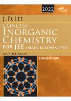 Wiley's J.D. Lee Concise Inorganic Chemistry for JEE (Main & Advanced), 4ed, 2022