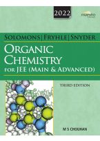 Wiley's Solomons, Fryhle & Snyder Organic Chemistry for JEE (Main & Advanced), 3ed, 2022
