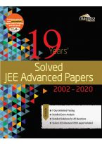 Wiley's 19 Years' Solved JEE Advanced Papers 2002 - 2020