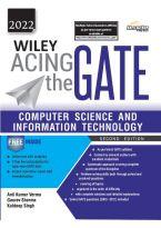 Wiley Acing the GATE: Computer Science and Information Technology, 2ed, 2022