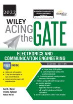 Wiley Acing the GATE: Electronics and Communication Engineering, 2ed, 2022