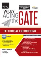 Wiley Acing the GATE: Electrical Engineering, 2ed, 2022