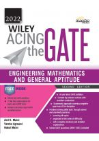 Wiley Acing the GATE: Engineering Mathematics and General Aptitude, 2ed, 2022