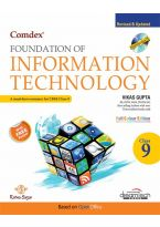 Comdex Foundation of Information Technology, Class IX, Revised & Updated