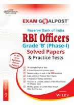 Reserve Bank of India (RBI) Officers Grade 'B' (Phase-I) Exam Goalpost Solved Papers & Practice Test