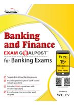 Banking and Finance Exam Goalpost for Banking Exams