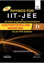 Physics for IIT - JEE & All Other Engineering Examinations, Electrostatics and Magnetism IV, As per
