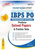 Wiley's Institute of Banking Personnel Selection Probationary Officers (IBPS PO), Prelims, Exam Goal