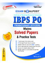 IBPS PO, Mains, Exam Goalpost, Solved Papers & Practice Tests, 2019