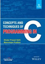 Concepts and Techniques of Programming in C