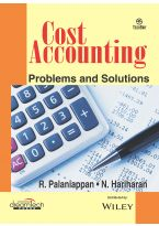 Cost Accounting: Problems and Solutions