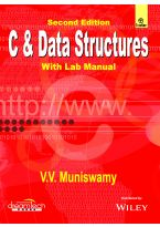 C & Data Structures with Lab Manual, 2ed