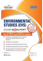 Environmental Studies (EVS) Exam Goalpost for CTET and TETs Exams, Paper - I, Class I - V, 2020