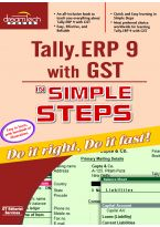 Tally.ERP 9 with GST in Simple Steps