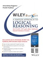 Wiley's ExamXpert A Simpler Approach to Logical Reasoning: for CLAT, JAT and Other Aptitude based Entrance Exams