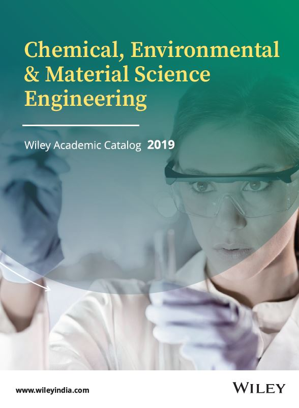 Wiley Chemical Engineering Catalog