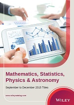 Mathematics, Statistics, Physics & Astronomy
