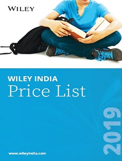 Wiley Price List 2018