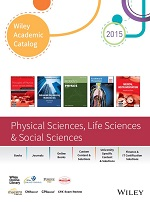 Wiley Physical Sciences Catalog
