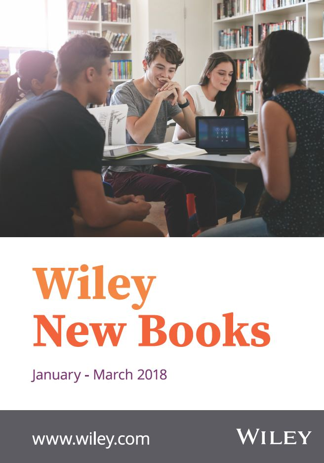 Wiley New Book January - March 2018