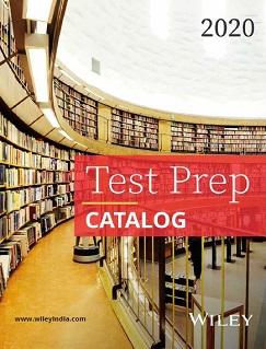Wiley Test Prep Catalog