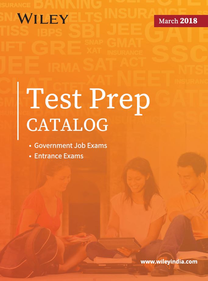 Wiley Test Prep Catalog