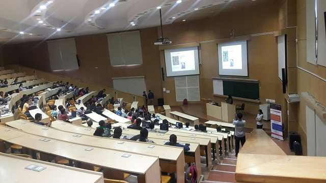 Iit bombay classrooms